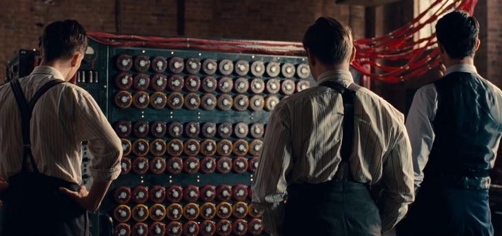 En iyi hacker filmleri Enigma