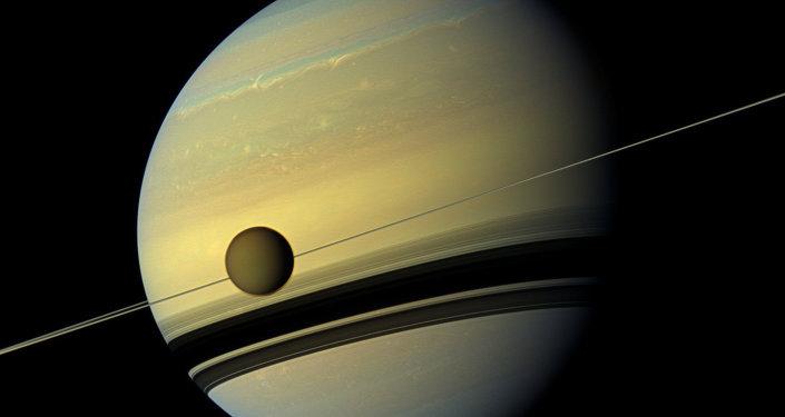 Titanda yaşamak çok kolay olabilir